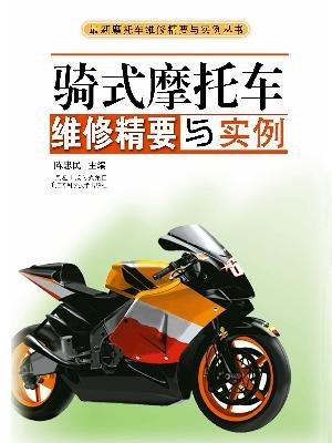 骑式摩托车维修精要与实例