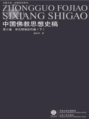 中国佛教思想史稿第3卷宋元明清近代卷