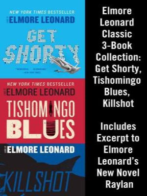 Elmore Leonard Classic 3-Book Collection