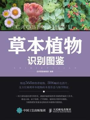 草本植物识别图鉴[精品]