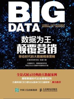 数据为王,颠覆营销:移动时代的大数据精准营销