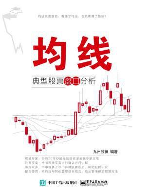 均线——典型股票盘口分析