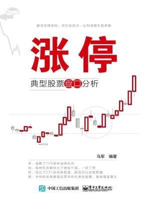 涨停:典型股票盘口分析