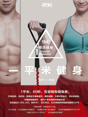 一平米健身:硬派健身[精品]