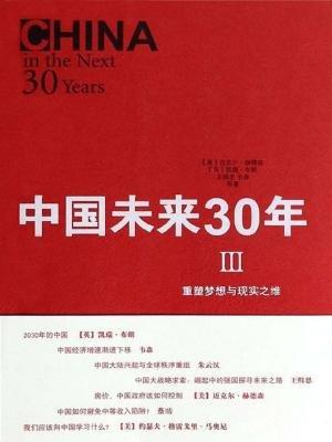 中国未来三十年Ⅲ——重塑梦想与现实之维