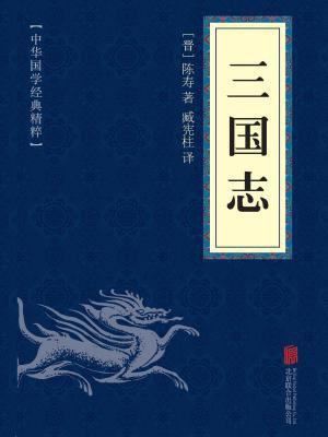 三国志-臧宪柱[精品]