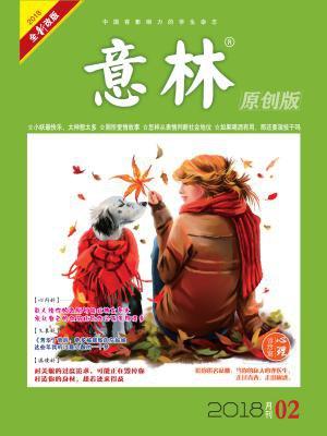 意林杂志原创版2018年2月刊