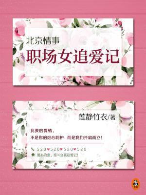 北京情事:职场女追爱记(共2册)[精品]